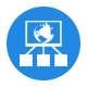 Hosting and Domain icon