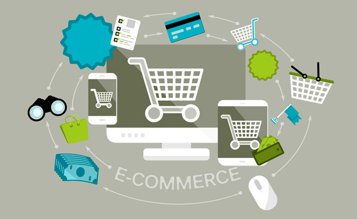 E-Commerce Website Company Development in the UK